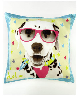 Hall of Fame Dog Cushion