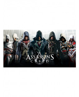 Assassins Creed Legends Towel