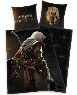 Assassin's Creed Origins Single Duvet Cover and Pillowcase Set