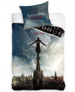 Assassin's Creed Movie Single Cotton Duvet Cover Set