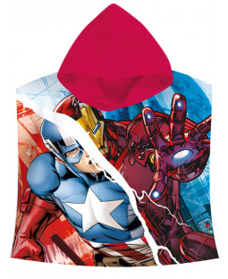 Marvel Avengers Hooded Towel Poncho