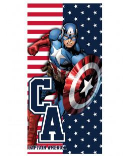 Marvel Avengers Captain America Towel