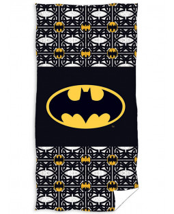 Batman Logo Beach Towel