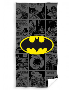 Batman Comic Beach Towel