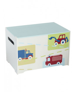 Caja de juguetes para niños