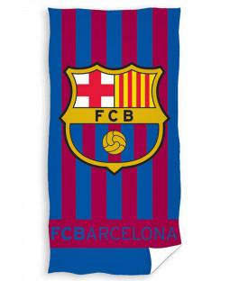 FC Barcelona Stripe Towel