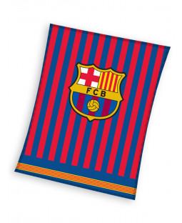 FC Barcelona Luxury Fleece Blanket