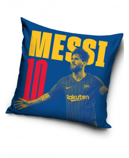 FC Barcelona Messi 10 Filled Cushion