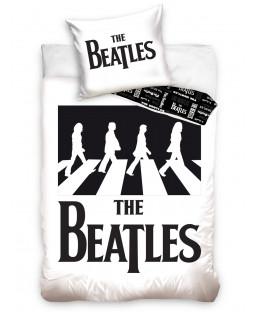 The Beatles Single Cotton Duvet Cover - European Size