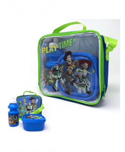 Toy Story 3PC Lunch Set