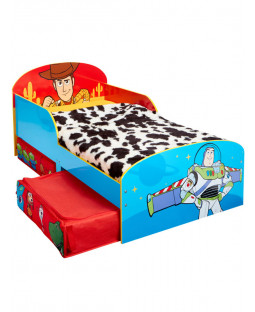 Toy Story Junior Toddler Bed with Storage