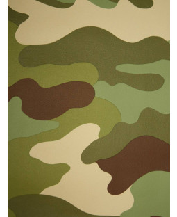 Camouflage Wallpaper 10m