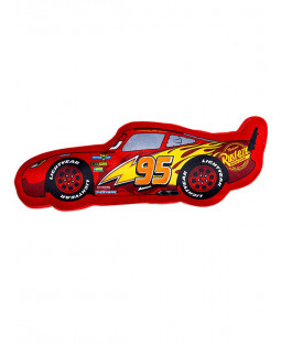 Disney Cars Lightning McQueen Shaped Cushion