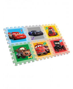 Disney Cars Foam Play Mat