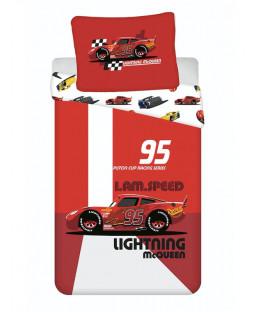 Disney Cars Speed Single Duvet Cover Set - European Size