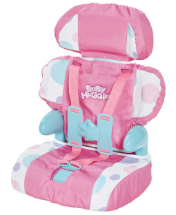 Baby Huggles Car Booster Seat