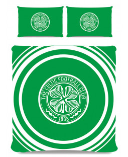Ensemble de literie double housse de couette Celtic FC Pulse