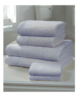 Chatsworth Towel Bale Blue - 2 Bath Sheets