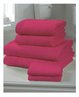 Chatsworth Towel Bale Fuschia - 2 Bath Sheets