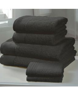 Chatsworth 4 Piece Towel Bale Grey - 2 Hand Towels, 2 Bath Towels