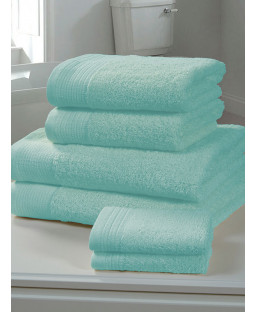 Chatsworth Towel Bale Turquoise - 2 Bath Sheets