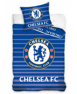 Chelsea FC Match Single Cotton Duvet Cover Set