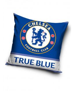 Cojín relleno azul verdadero del Chelsea FC