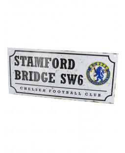 Chelsea FC Segnale stradale retrò