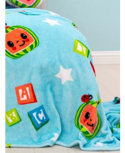 Cocomelon Friends Fleece Blanket