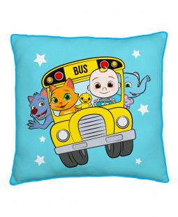 Cocomelon Friends Square Cushion