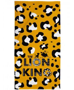 Disney Lion King Animal Print Towel