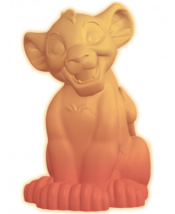 Disney Lion King Simba Colour Night Light