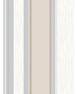 Synergy Stripe Wallpaper Taupe Vymura M0784