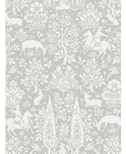 Crown Archives Woodland Wallpaper M1168