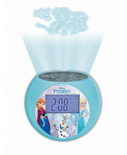 Disney Frozen Projector Alarm Clock
