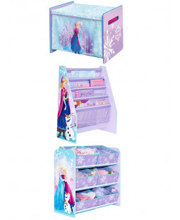 Disney Frozen Bedroom Furniture Storage Set