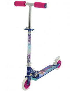 Disney Frozen Folding In Line Scooter