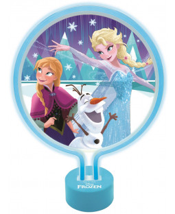 Disney Frozen Neon Light