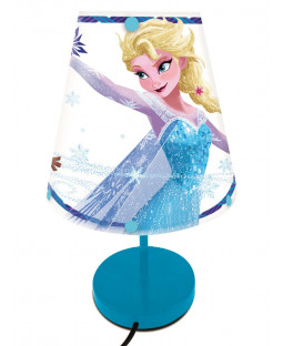 Disney Frozen Bedside Table Lamp