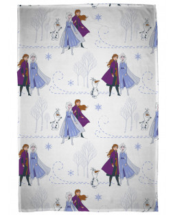 Disney Frozen 2 Journey Fleece Blanket