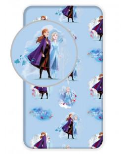 Disney Frozen 2 Single Fitted Sheet