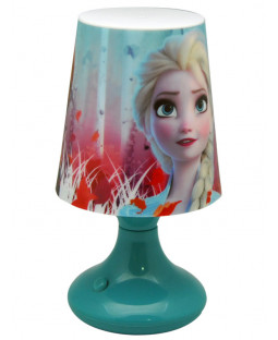 Disney Frozen 2 lámpara de mesa