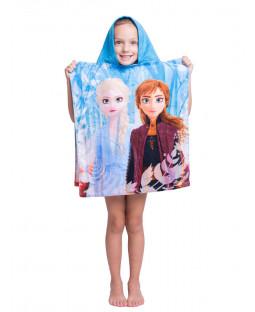 Disney Frozen 2 Hooded Towel Poncho