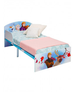 Disney Frozen 2 Toddler Bed Plus Deluxe Foam Mattress