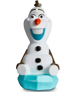 Disney Frozen Olaf GoGlow Buddy Night Light y antorcha