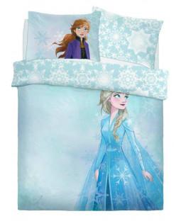 Disney Frozen 2 Watercolour Double Duvet Cover Set