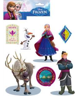 Disney Frozen Wall Stickers   14 Pieces Part 91