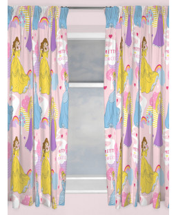 Disney Princess Enchanting Curtains