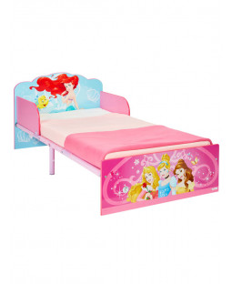 Disney Princess Toddler Bed - Pink