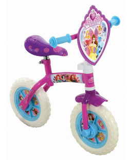 Disney Princess 2 in 1 Training and Balance Bike